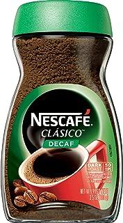 Nescafe Clasico Decaf Instant Coffee, 3.5 oz