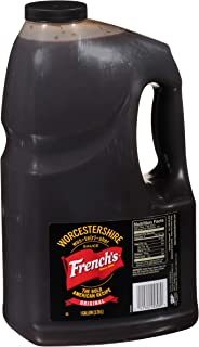 French's Worcestershire Sauce, 1 gal