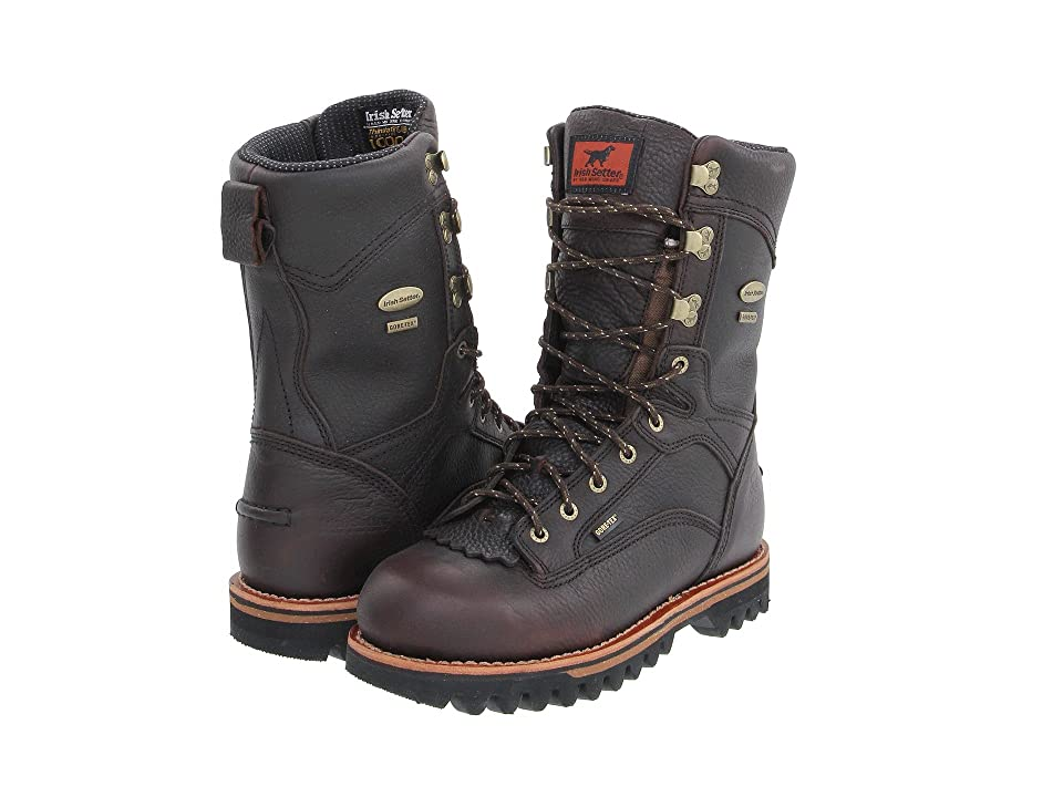 Irish Setter Elk Tracker GORE-TEX(r) 12 860 (Brown Worn Saddle Leather) Men