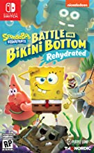 Spongebob SquarePants: Battle for Bikini Bottom - Rehydrated - Nintendo Switch - Standard Edition
