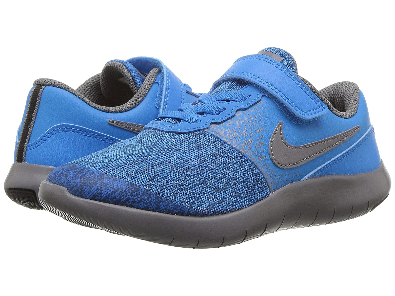 Nike Kids Flex Contact (Little Kid)Atmospheric grades have affordable shoes