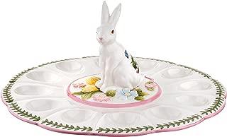 Portmeirion Botanic Garden Terrace Bunny Devilled Egg Dish