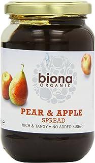 Biona Organic - Pear & Apple Spread - 450g (Case of 6)