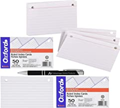 5 Pack Value Bundle Oxford 2 Hole Punched 3