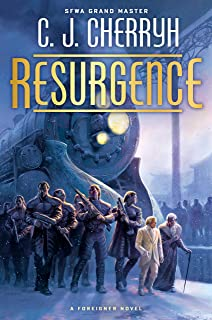 Resurgence (Foreigner Book 20) (English Edition)