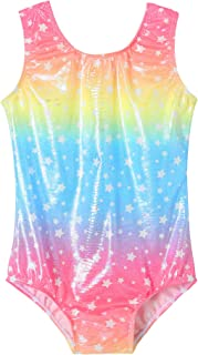 TUTU Girls Sparkle Dancing Gymnastics Leotards