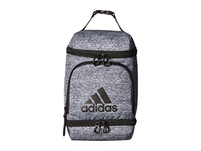 adidas Excel Lunch Bag (Onix Jersey/Black) Bags