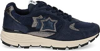 Atlantic Stars Luxury Fashion Womens MIRADNF11SBDISCO Blue Sneakers | Fall Winter 19