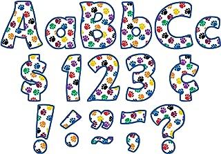 Best paw print alphabet letters Reviews