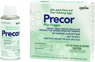 Precor Plus Fogger (aka Flea Bomb) – 3 x 3 oz. cans