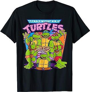 Teenage Mutant Ninja Turtles Pizza & Smiles T-Shirt