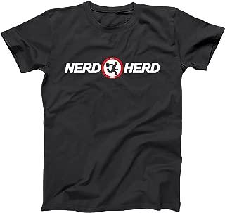 The Nerd Herd Basic Men's T-Shirt