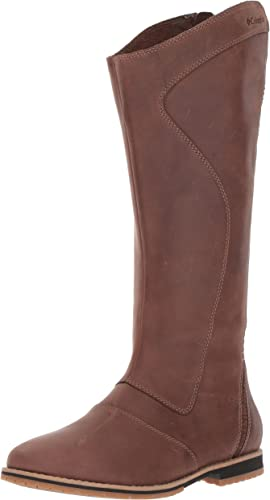 Columbia damen& 039;s Twentythird Ave Waterproof Tall Stiefel Uniform Dress schuhe, Tobacco, Oxford Tan, 9.5 B US
