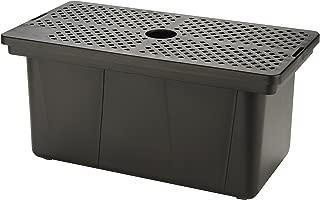 Aquanique Universal Pump Filter Box, 6.2 x 12.4 x 5.8-Inches
