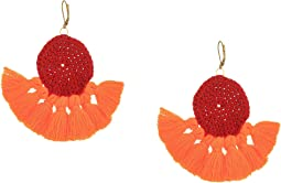 Lena Tassel Earrings