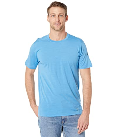 Smartwool Merino 150 Base Layer Short Sleeve (Ocean Blue) Men
