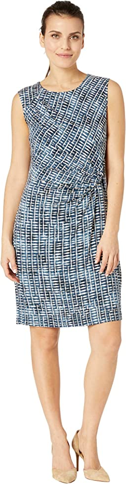 Petite Lattice Dress