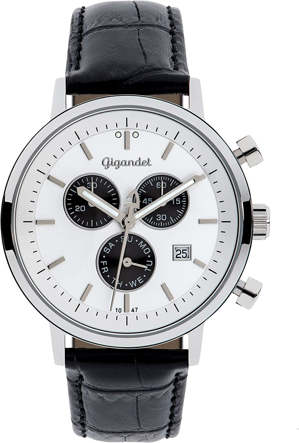 Animer and price revision Gigandet Men's Women's Quartz Ranking TOP11 Chronograph Analog Classico Watch