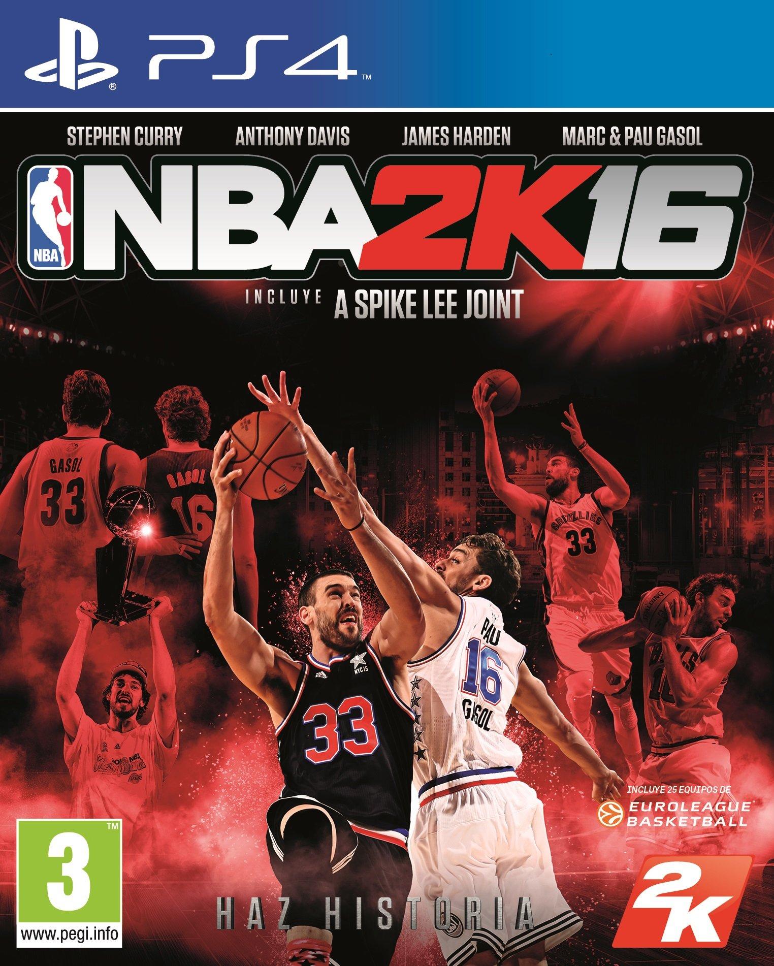 NBA 2K16: Amazon.es: Videojuegos