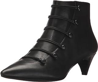 [ナインウエスト] Women's Zadan Leather Ankle Boot [並行輸入品]