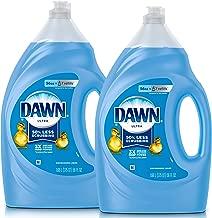 Dawn Ultra Dishwashing Liquid Dish Soap, Original Scent, 2Count, 56 Oz.(Packaging May Vary)