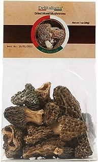 Dried Morel Mushrooms 1 Ounce