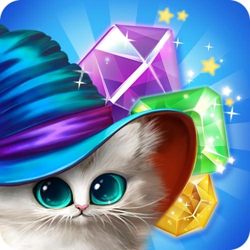 Zauberkatzen: 3 Gewinnt