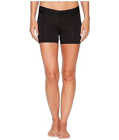 adidas Alphaskin Sport 3 Short Tights (Black) Women