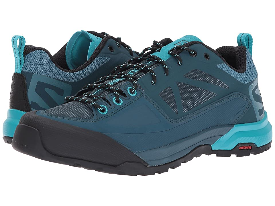 Salomon X Alp Spry (Mallard Blue/Reflecting Pond/Blue Bird) Women