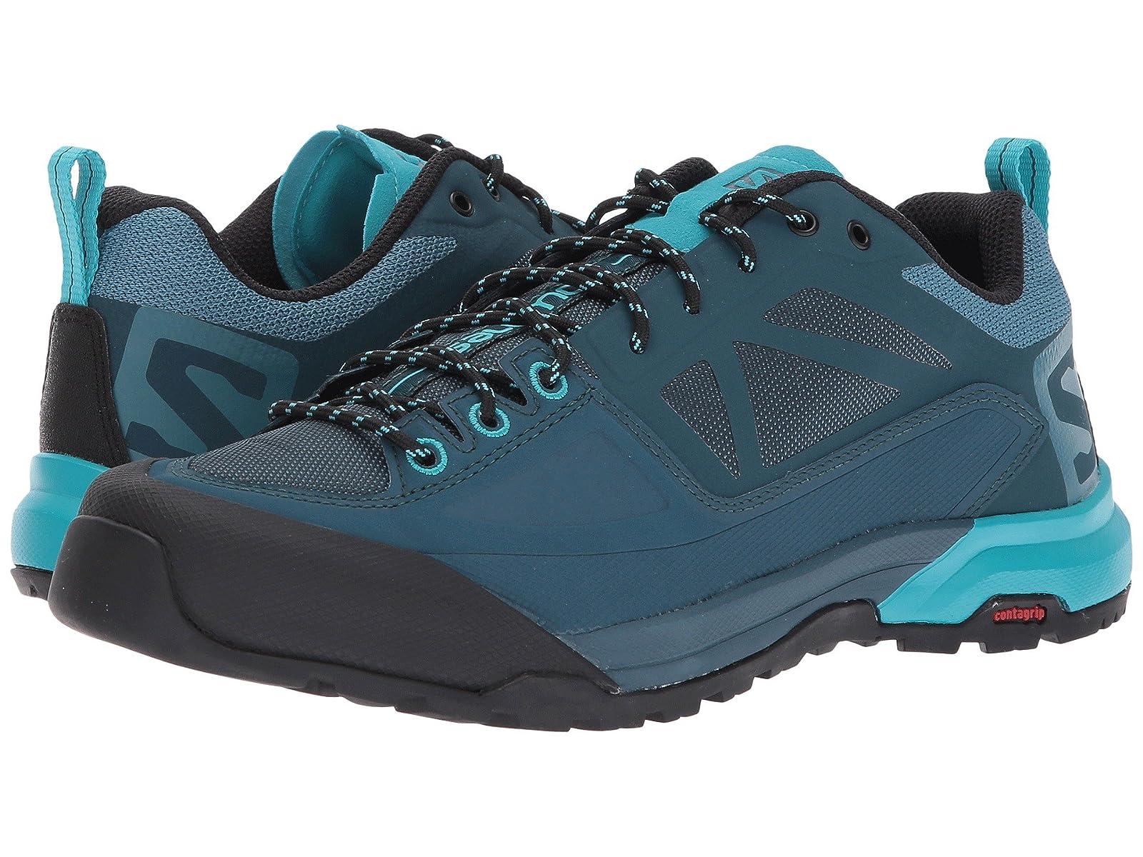 Salomon X Alp SpryAtmospheric grades have affordable shoes