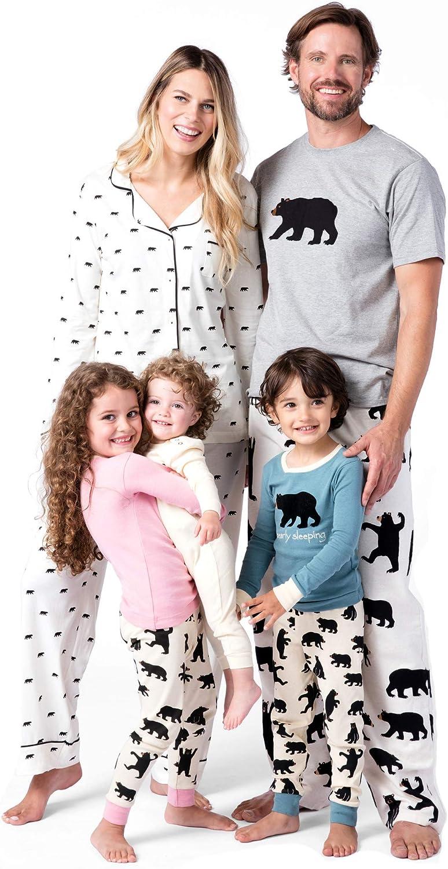 Hatley Mini Organic Cotton Long Sleeve Pyjama Sets Ensemble de Pijama B/éb/é Fille