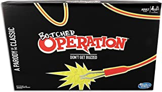 Botched Operation Board Game for Adults Electronic Parody Game of The Operation Game