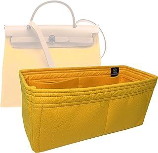 b442adf7ce Zoomoni Hermes Herbag 31 Bag Insert Organizer - Premium Felt (Handmade/20  Colors)