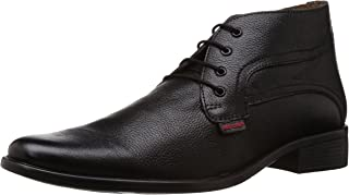 Redchief Men's Leather Formals and Lace-Up Flats