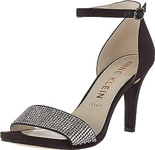 Best black rhinestone sandals Reviews