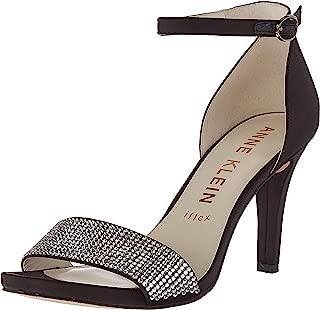 Anne Klein Women's Odree Ankle Strap Evening Sandal Heeled