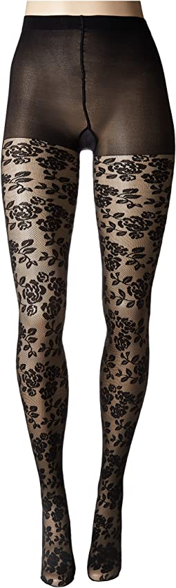 Natori - Nouveau Rose Sheer Tights