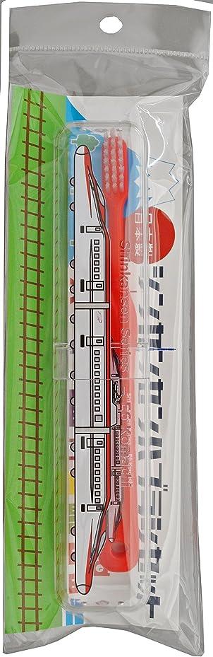 社会学経験的集まる新幹線歯ブラシセット E6系こまち SH-553