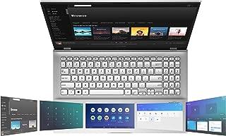 "Asus Vivobook S15 Thin & Light Laptop, 15.6"" FHD, Intel Core I5-8265U CPU, 8GB DDR4 RAM, PCIe NVMe 512GB SSD, Windows 10 Home, S532FA-DB55, Transparent Silver (Renewed)"