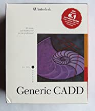 Generic CADD 6.1 Complete 2D Program Package all original Documentation included plus 737 Page – The Complete Guide to Mastering Affordable CADD