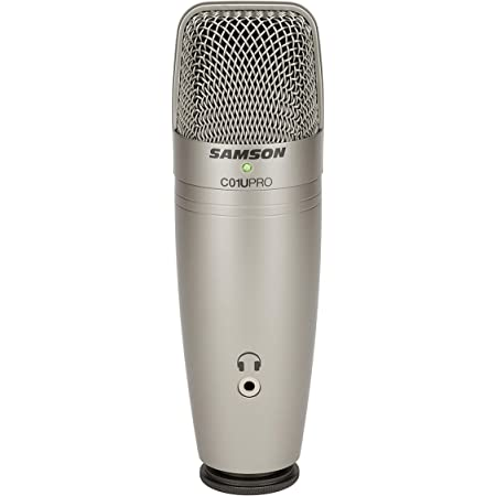 SAMSON Condenser Microphone (SAC01UPRO)