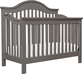 DaVinci Jayden 4-in-1 Convertible Crib in Slate, Greenguard Gold Certified