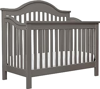 DaVinci Jayden 4-in-1 Convertible Crib in Slate   Greenguard Gold Certified
