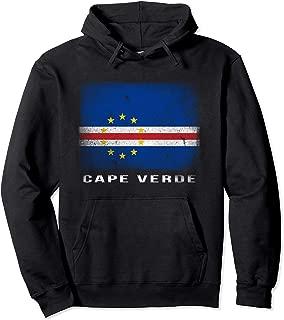 Cape Verde Hoodie Cape Verdean Flag Cabo Verde Gifts