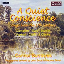 Quiet Conscience: Songs & Hymns for Treble & Lute