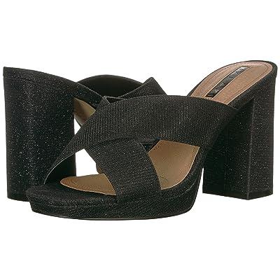 Tahari Posey (Black Sparkle) High Heels