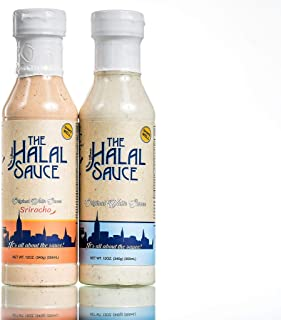The Halal Sauce - Original White/Sriracha Bundle