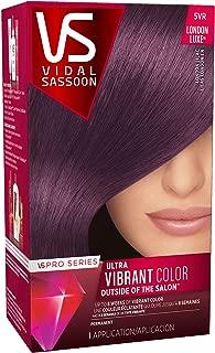 Vidal Sassoon London Luxe 5vr London Lilac 1 Kit