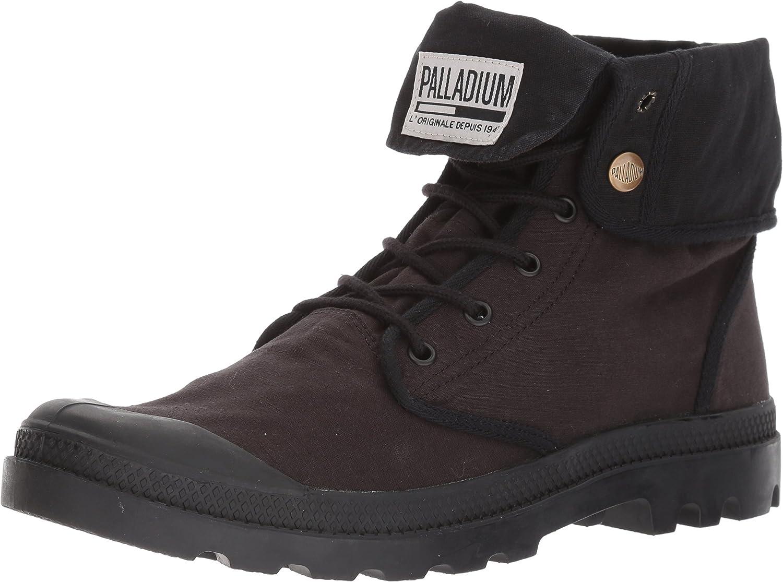 Palladium herrar herrar herrar väskagy Army Trng Camp Chukka Boot, svart  svart, 6 M USA  bekväm