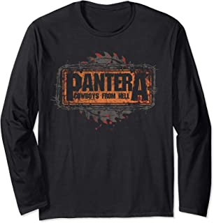 Best pantera cowboys from hell logo Reviews